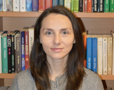 mgr Magdalena Matusiak