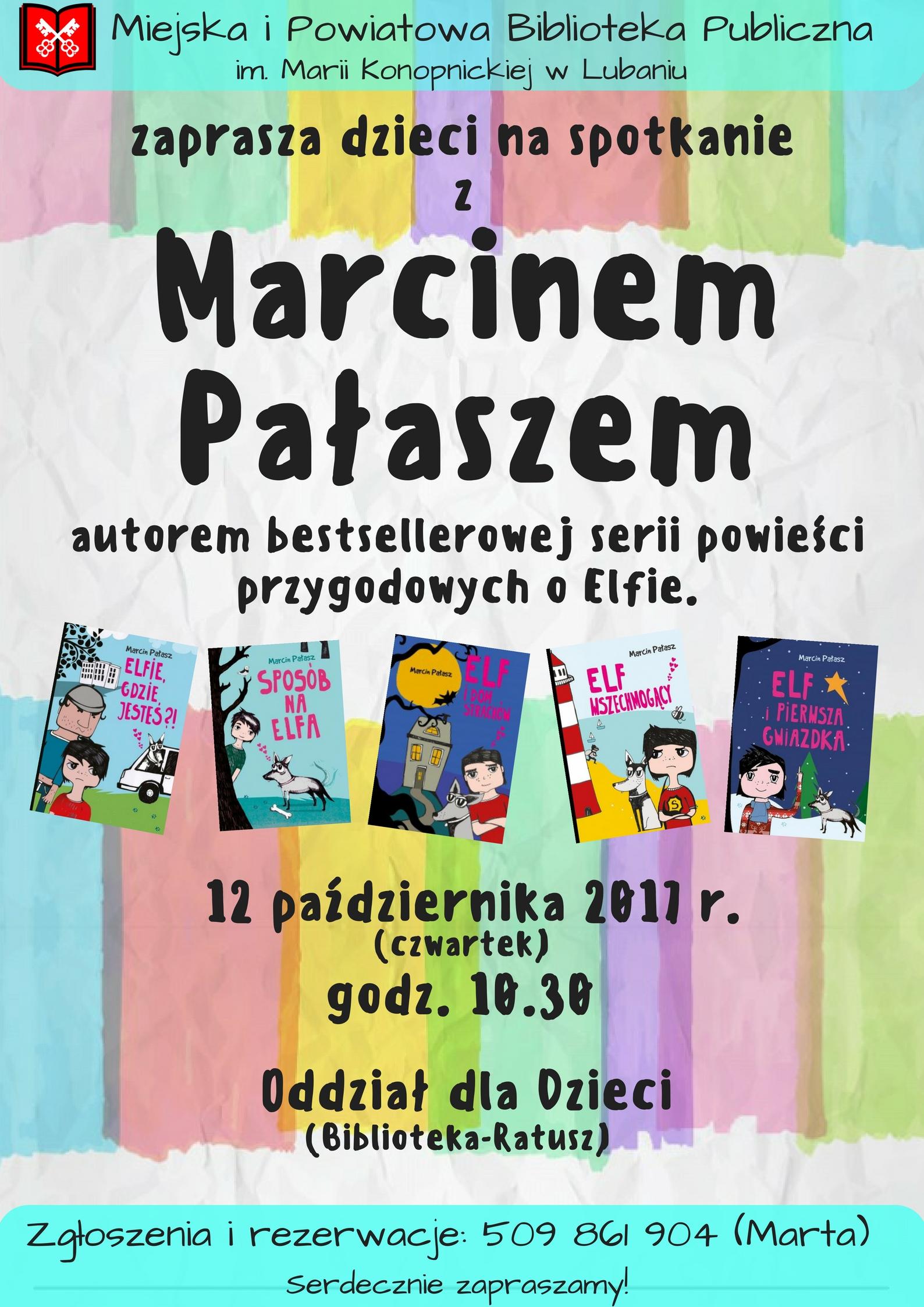 Miejska I Powiatowa Biblioteka Publiczna Im Marii