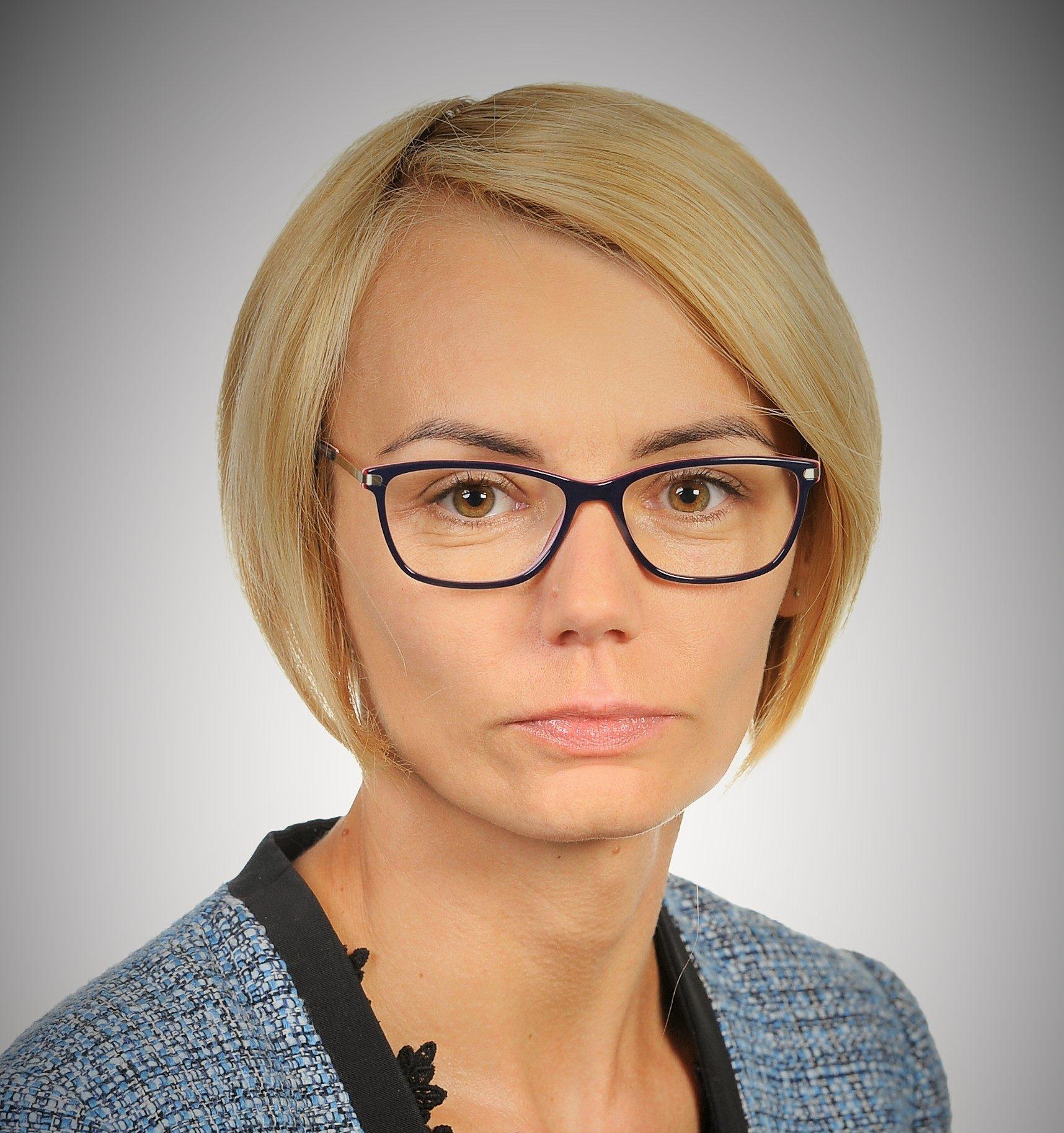 mgr Ewa Żbikowska